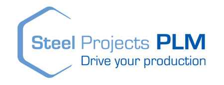 Logo Steel Projects PLM