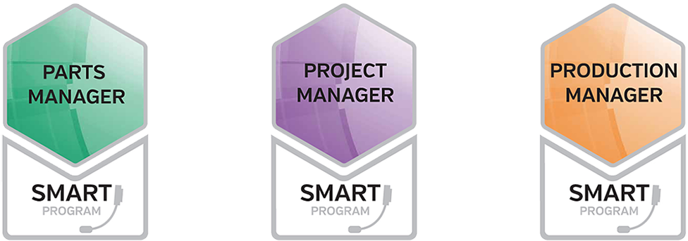 Smart Programm Steel Projects