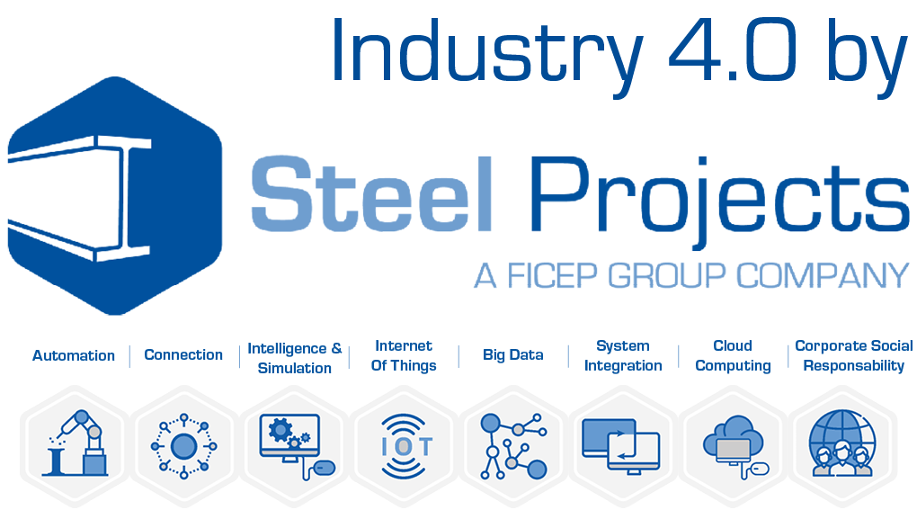 Industry 4.0 software, steel fabrication production management